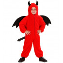 wholesale Toys:  fuzzy devil   (hooded jumpsuit), Size: (104 cm / 2