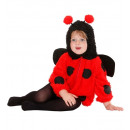 wholesale Coats & Jackets:  fuzzy ladybug   (hooded jacket) 2 sizes assorted,