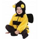 wholesale Toys: fuzzy bee (hooded jacket) 2 sizes assorted, Size