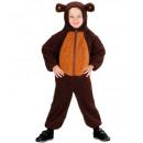groothandel Sport & Vrije Tijd:  Fuzzy beer  (met  een kap jumpsuit), Afmeting: (10