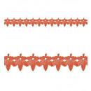 grossiste Jouets: guirlande de feuilles 3 m - en polyester - adapt