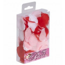 boxes of 150 petals red, pink & white assorted