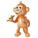 inflatable monkey 50 cm