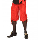 wholesale Costume Fashion: red knickerbockers velvet, Size: ...