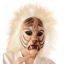 Tigre della mascherina in lattice - per i bambin