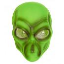 ingrosso Giocattoli: Maschera alieno pvc - per gli uomini