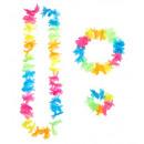 grossiste Cadeaux et papeterie:  Lumineux  multicolore  hawaïen ensembles  ...