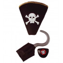 wholesale Garden & DIY store:  pirate sets   (hat, hook,  eye-patch) - for ...