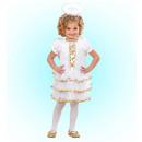 glam angel (kleid, flügel, halo), größe: (116 cm