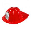Feuerwehrmann  Hut  PVC - für Jungen