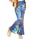 groothandel Kleding & Fashion: hippie jeans de jaren 70 legging , Maat: (128 cm