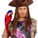 Großhandel Spielwaren: red gefiederten Papagei