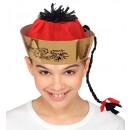 Chinese hoed  karton - voor kinderen / unisex