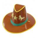Cowboyhoed  karton - voor jongens