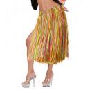 wholesale Skirts: hawaiian skirt - multicolor - 75 cm - for women