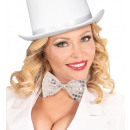 sequin bow tie  4  colors assorted - for adults /