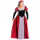 groothandel Speelgoed:  Castle beauty   (jurk, hoofddeksel met sluier), Si