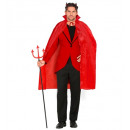 wholesale Toys: red cape 115 cm - for adults / unisex