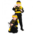 wholesale Fashion & Mode:  ninja  (coat,  pants, belt,  headband), Size: ...