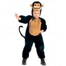 Großhandel Puppen & Plüsch: Plüsch Affe (Overall, Kopfbedeckung), ...