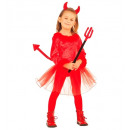 wholesale Toys: devil (leotard with feather trim, skirt with seq