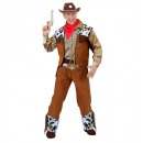 wholesale Toys: western cowboy (shirt, vest, pants, belt, bandan