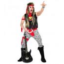 ingrosso Moda e tradizione:  rock star   (T-Shirt,  pantaloni, ...