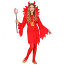 wholesale Toys: devil (dress, belt with stand-up collar), Size: