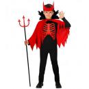 Großhandel Spielwaren: Scary Teufel (Overall, Kap Steh Kragen,
