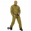 Condenar  amarillo / negro (abrigo, pantalones, s