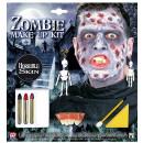 groothandel Auto's & Quads:  Zombie make-up  set met  toebehoren  - voor ...