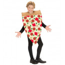 Rebanada de pizza  (traje), Tamaño: (un tamaño ca