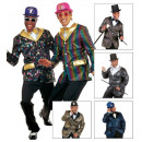 wholesale Coats & Jackets:  party time jacket  with bow tie  6styles assorted,