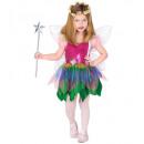 Fairy rainbow  (robe, ailes), Taille: 2x (110 cm