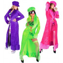 wholesale Coats & Jackets: sugar girl 3 colors assorted (coat with plush tr