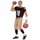 wholesale Sports Clothing:  american football  player  (stretch stuffed t-shir