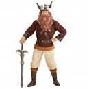 viking velkan   (coat, pants, belt, helmet, boot c