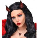 wholesale Costumes: devilish red heart gem necklace , Hat ...