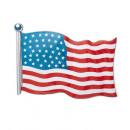 wholesale Fan Merchandise & Souvenirs: pvc u.s.a. flag 62x44 cm