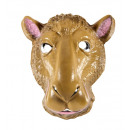 Großhandel Spielwaren: PVC-Kamel Maske Kindergröße - für Jungen