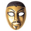 grossiste Jouets: Glitter chinaman masque en plastique - pour les