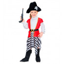 wholesale Childrens & Baby Clothing: pirate girl (shirt with coat, skirt, belt, boot