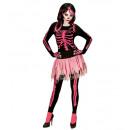 ingrosso Moda e tradizione:  Scheletro rosa   (camicia,  pantaloni, tutu, ...