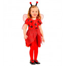 wholesale Children's and baby clothing: ladybug (dress, wings, antennas), Size: (98 cm /