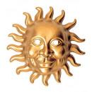 mayorista Juguetes:  Máscara de Sun   plástico - para adultos / unisex