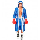 wholesale Toys: boxeur blue (hoodedcape with belt, shorts), Size