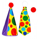 wholesale Toys: clown dress-up set (hat, giant neck-tie, nose) 2