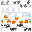 ingrosso Articoli da Regalo & Cartoleria: ghirlanda di filo di Halloween plastica -7,6 m -