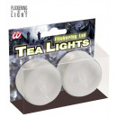 wholesale Illuminants: set of 2 flickering led tea lights in window ...
