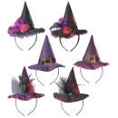 nagyker Játékok: boszorkány kalap fejpánt 6 stílusok ...